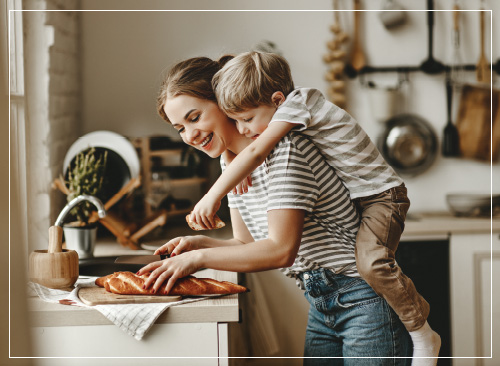 Frederiksen and Frederiksen insurance for families image
