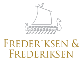Frederiksen and Frederiksen logo